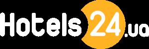Логотип Hotels24.ua